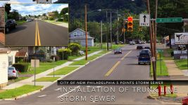 Five Points Storm Sewer Project