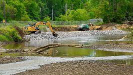 Riverbank Stabilization and Restoration