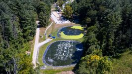 Tappan Lake Park Wastewater Treatment Plant